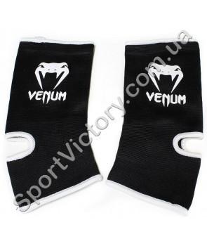 Голеностоп Venum (чёрный)