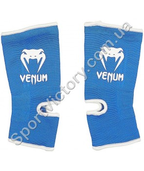 Голеностоп Venum (синий)