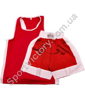 Боксерская форма Sprinter (Red)