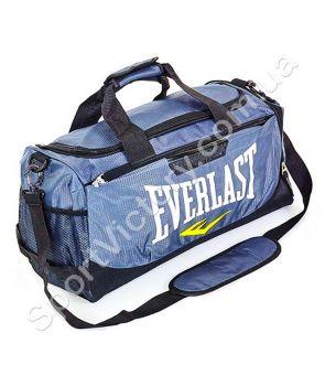 Сумка спортивная Everlast (серая)