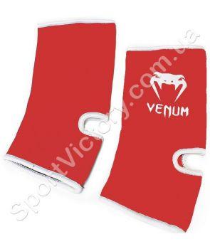 Голеностоп Venum (красный)