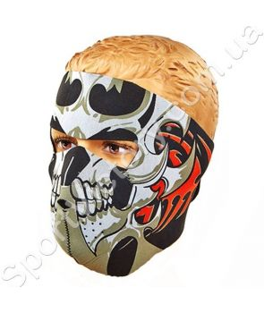 Ветрозащитная маска (лицевая) Tribal Skull