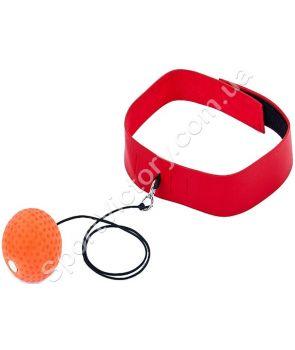 Тренировочный мяч на резинке Fight Ball