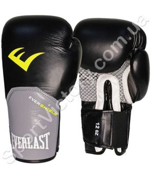 Боксерские перчатки Everlast Pro Style Elite (кожа)