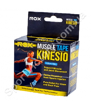 Kinesio Muscle Tape ROX (3,8 см)