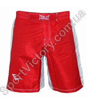 ШОРТЫ ДЛЯ ММА EVERLAST Red
