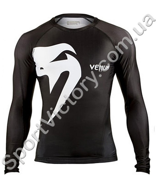 Рашгард Venum Giant Black