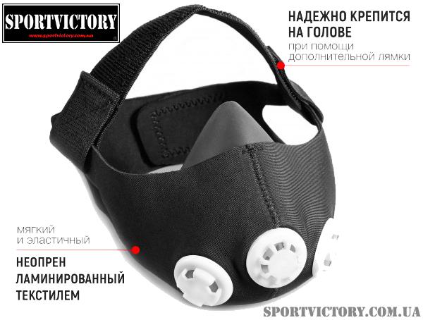 Характеристики тренировочной маски Training Mask